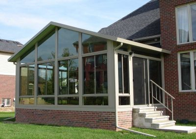 NY NJ Sunrooms and Additions Gable Roof - 38
