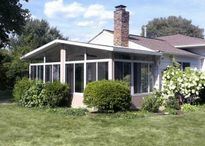 NY NJ Sunrooms and Additions Gable Roof 65
