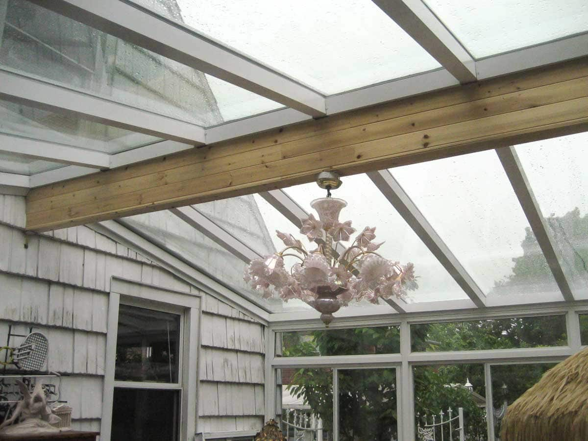 Solariums that maximize new york and new jersey living for Sunroom plans free
