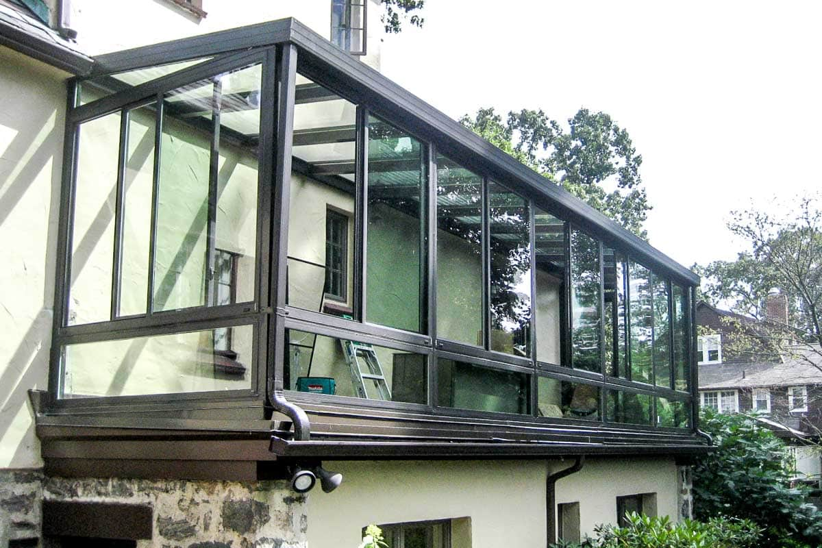Solariums that maximize new york and new jersey living Solarium design