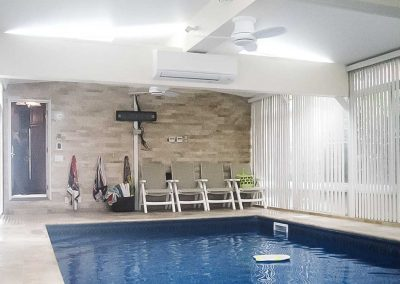Pool Enclosure: Woodmere, NY