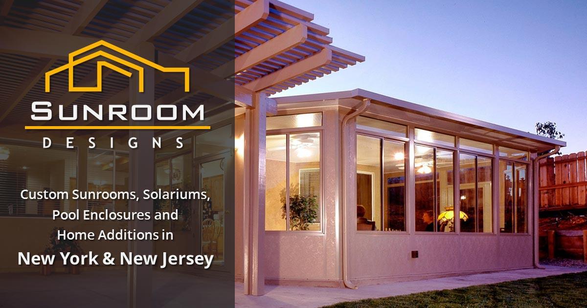 Sunroom Designs   NY U0026 NJ Custom Sunrooms, Solariums U0026 More