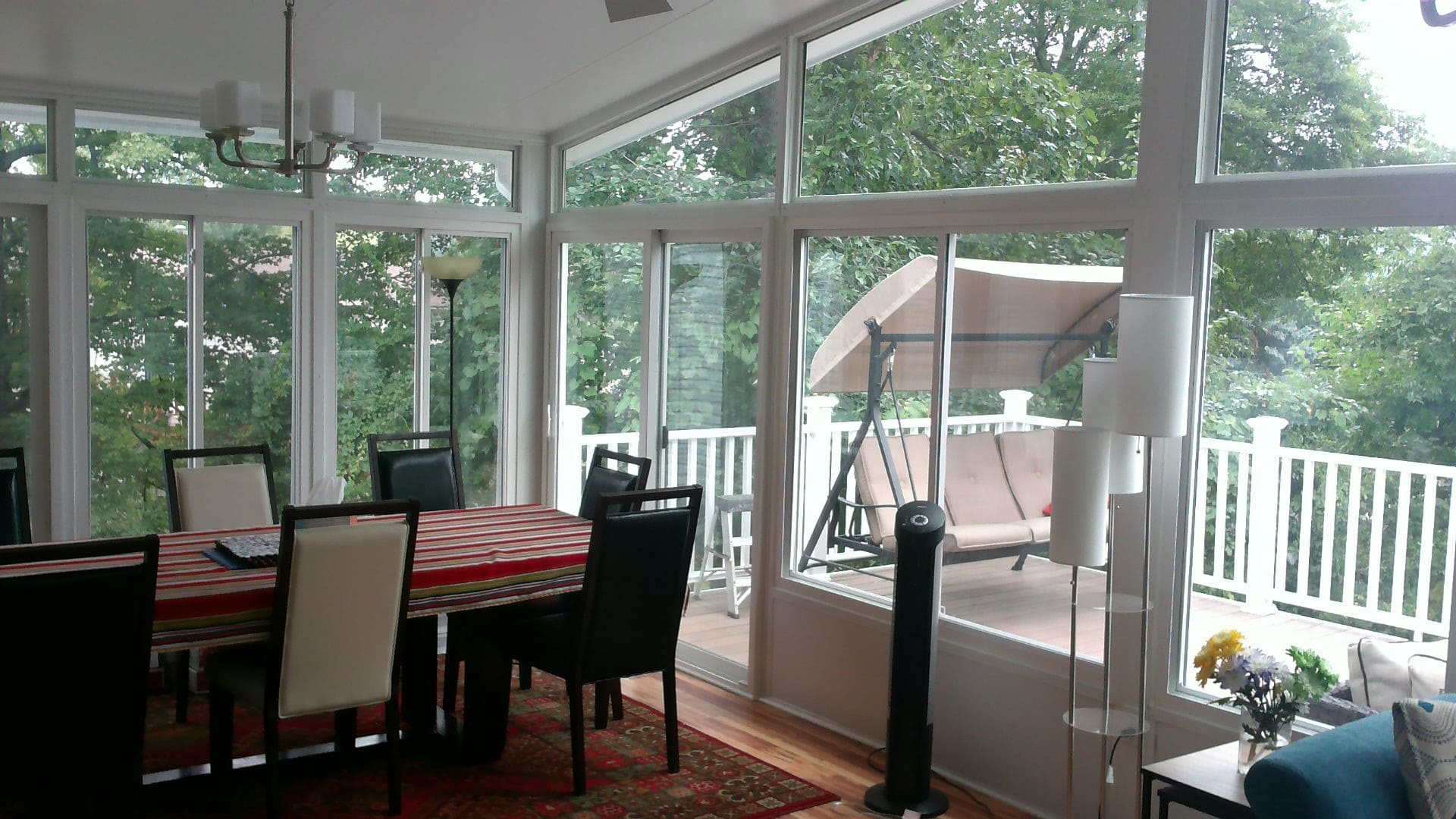 Yonkers NY Gable Roof Sunroom by NY NJ Sunrooms and Additions